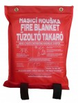 Zakaj je požarna odeja dobra rešitev za vaš dom, kamp ali prikolico